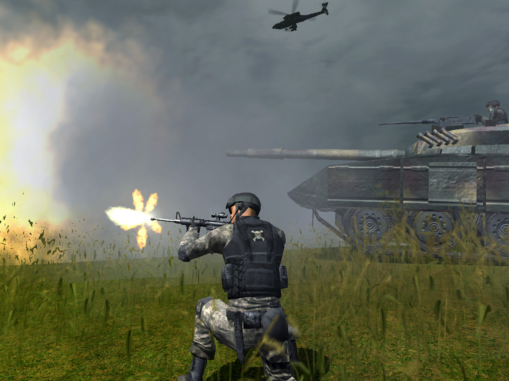 Download Delta Force By Sahhid Mobile Game, Strategy ...